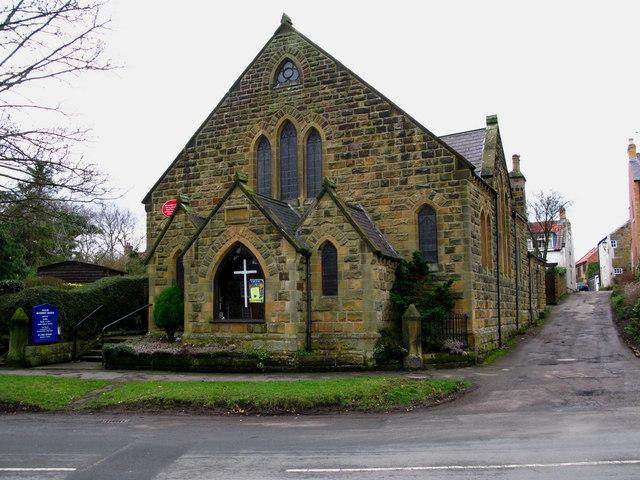Scalby Methodist Church