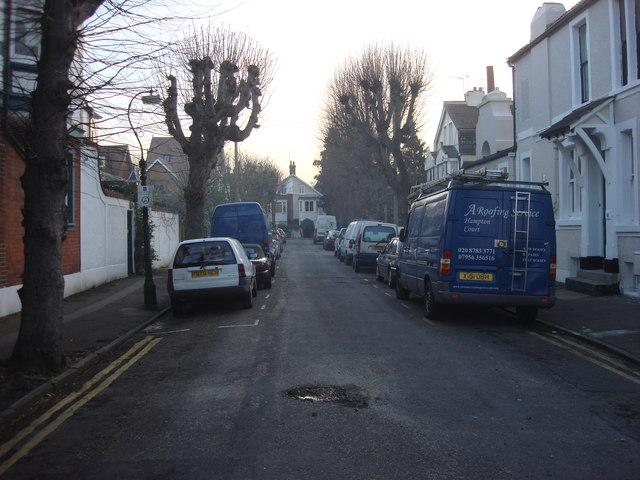 Feltham Avenue