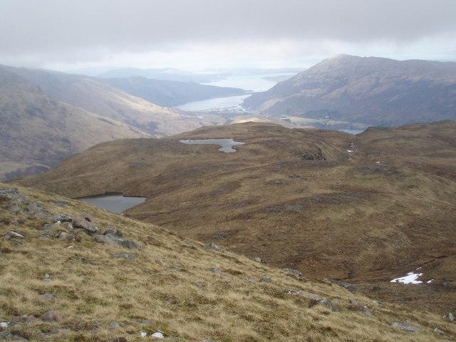 Lochan Cairn Deirg