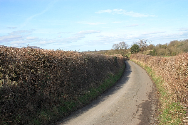 The road to Brotheridge Green