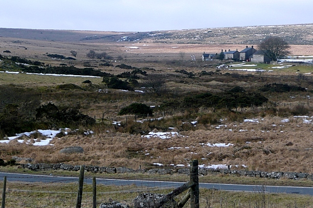View towards Powder Mills