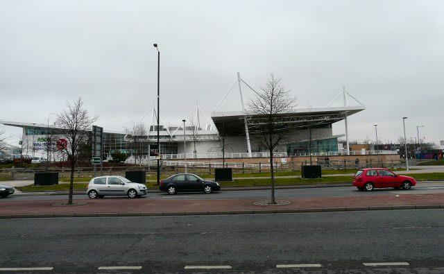 Asda at Sports City
