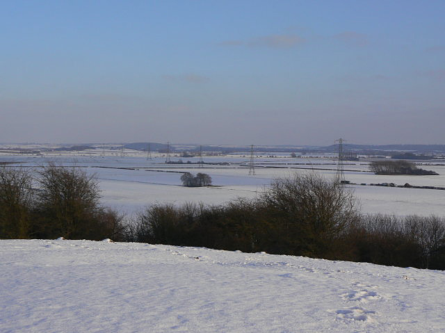 View from Cheese Hill