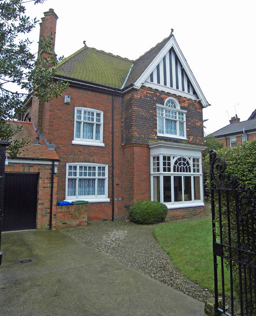 Edwardian House on Davenport Avenue, Hessle