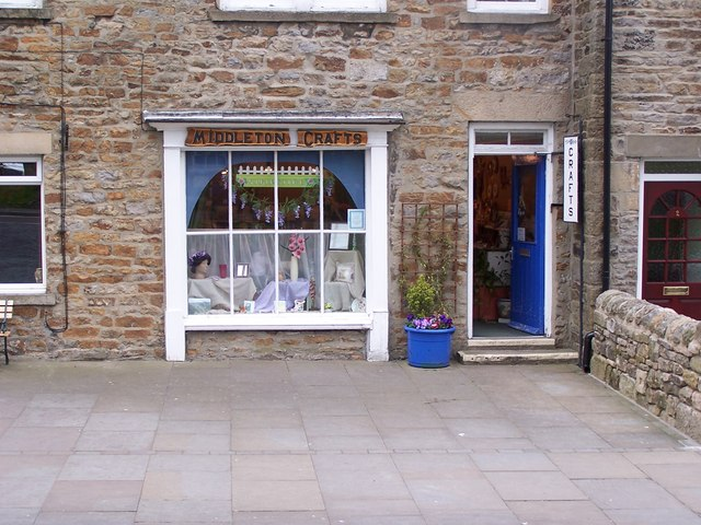 The Craft Shop Middleton-in-Teesdale