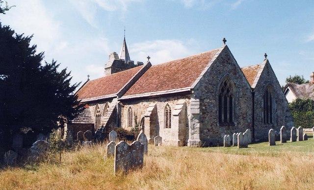 St Mary, Brighstone