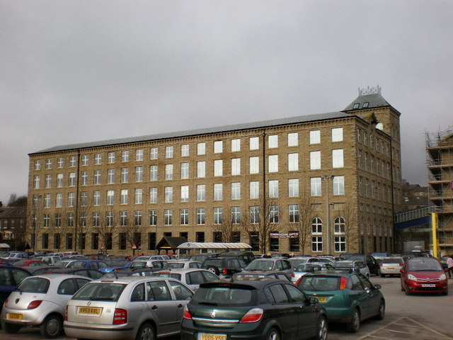 Belle Vue Mills, Broughton Road