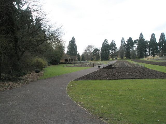Trial Gardens, RHS Wisley