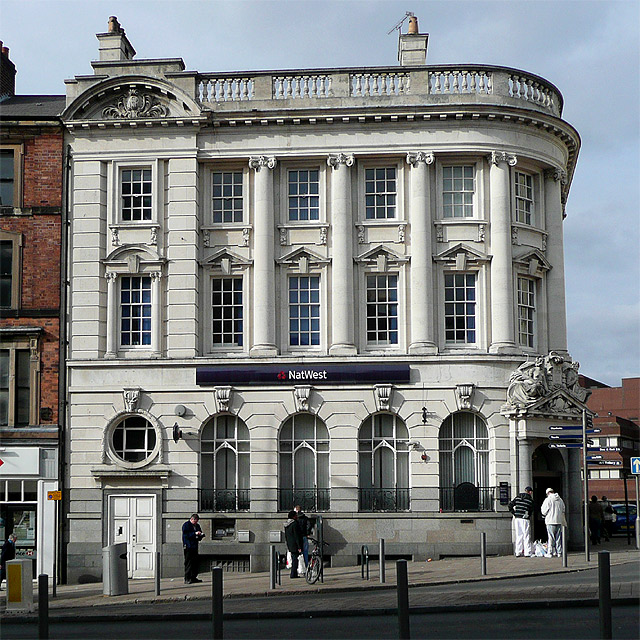 National Westminster Bank, Wolverhampton