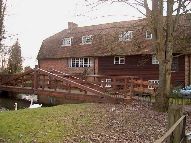 Whitchurch Town Mill