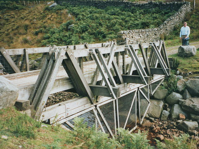 Bridge over Gateup Gill