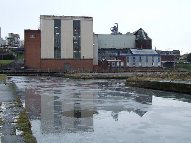 Port Dundas distillery