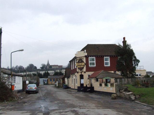 The Riverside Tavern, Strood