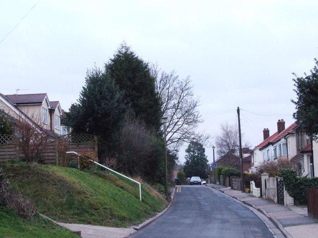 Hill Road, Borstal