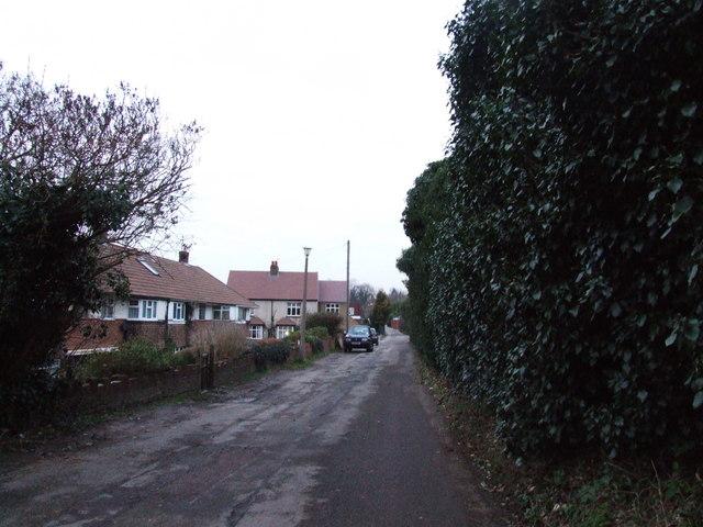 Nashenden Lane, Borstal