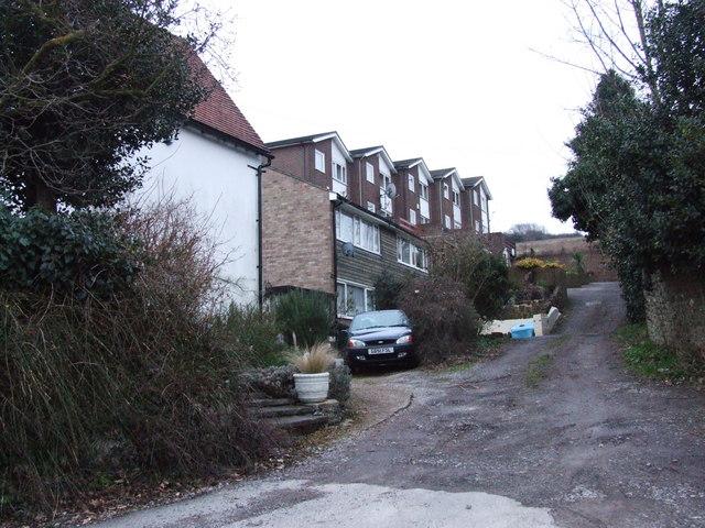 Victoria Terrace, Borstal
