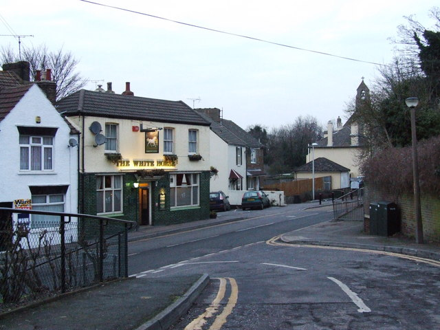 The White Horse, Borstal