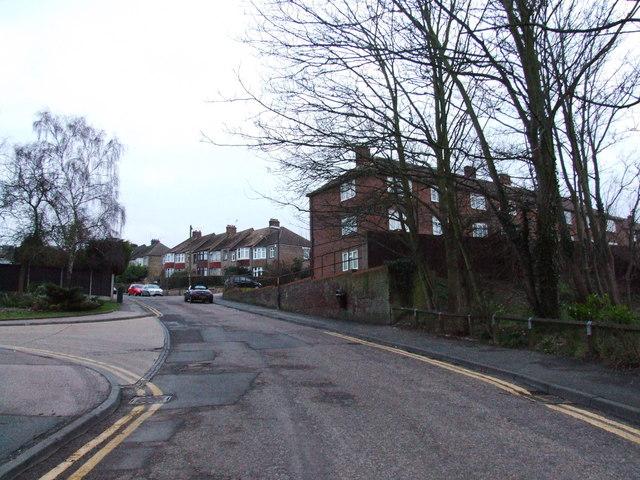 Manor Lane, Borstal