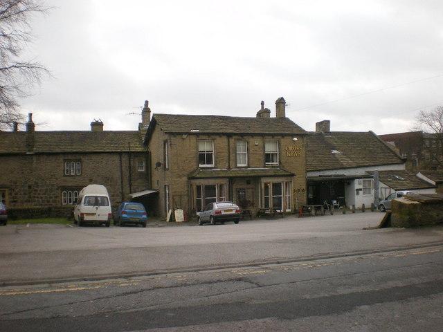 The Cross Keys, Copper Close, Otley Road