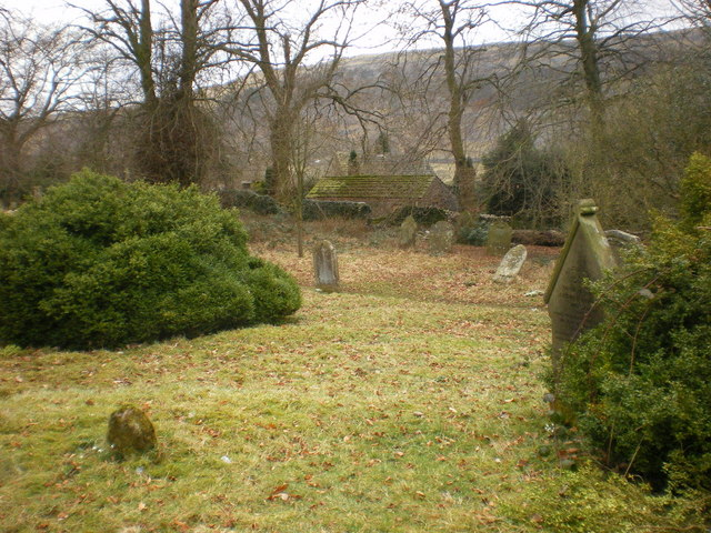 St Mary's Church, Kettlewell, Graveyard