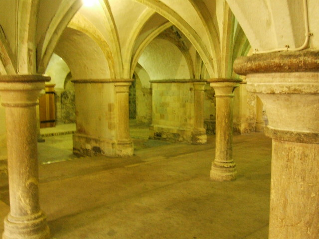 The Crypt, Rochester Cathedral