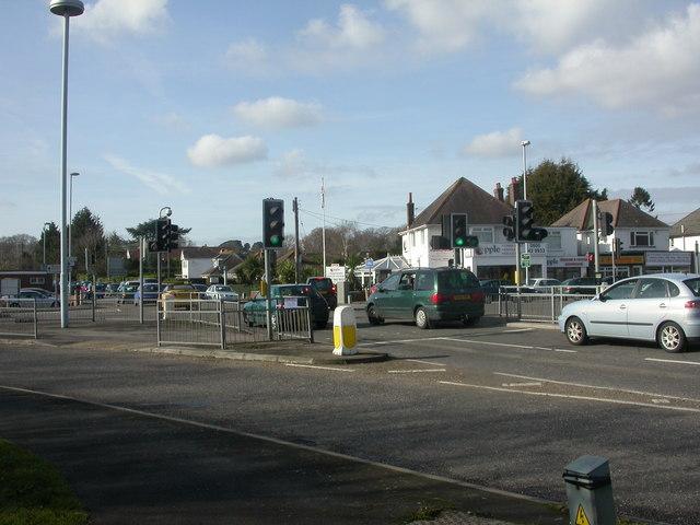 Parley Cross