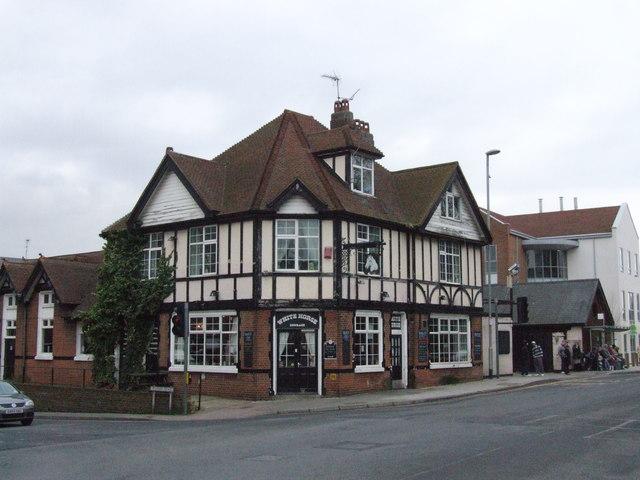 The White Horse, Rainham