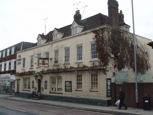 The Green Lion, Rainham