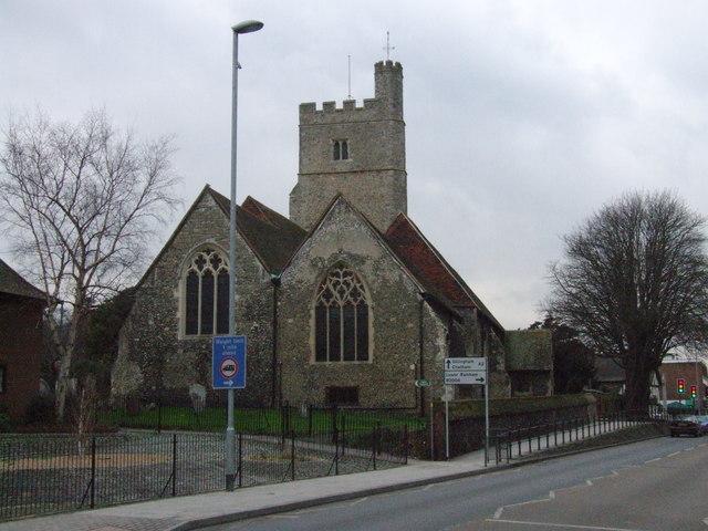 St. Margaret's Church, Rainham