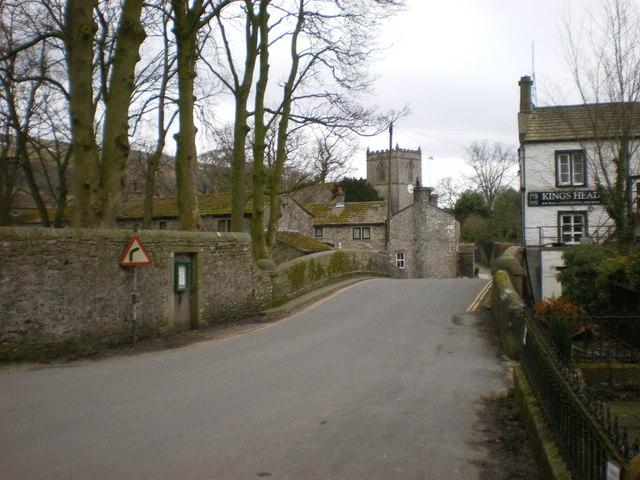 Far Lane, Kettlewell