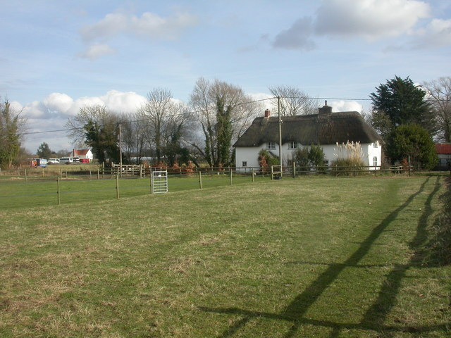 West Parley, Woodtown Farm