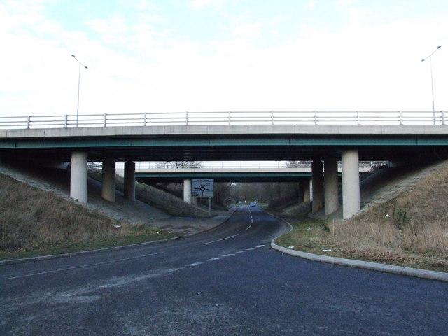 M2 Bridges, Westfield Sole