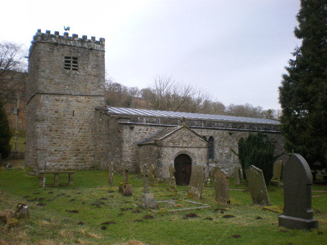 All Angels Church, Hubberholme.