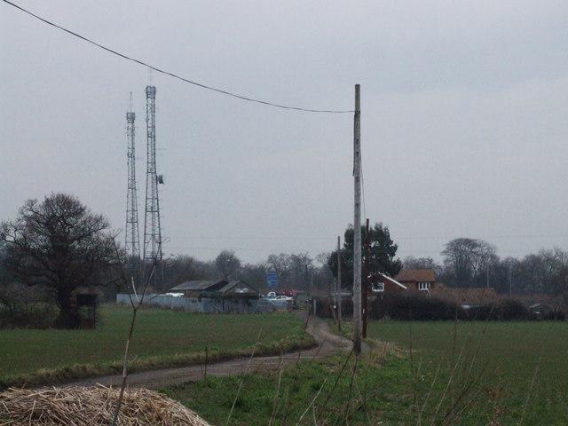 Cossington Farm
