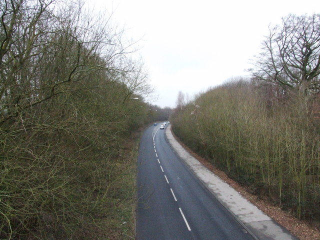 A2045 Walderslade Woods Road
