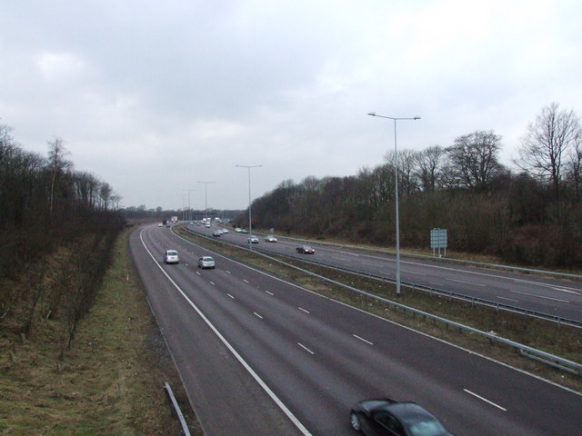 M2 motorway, Kent