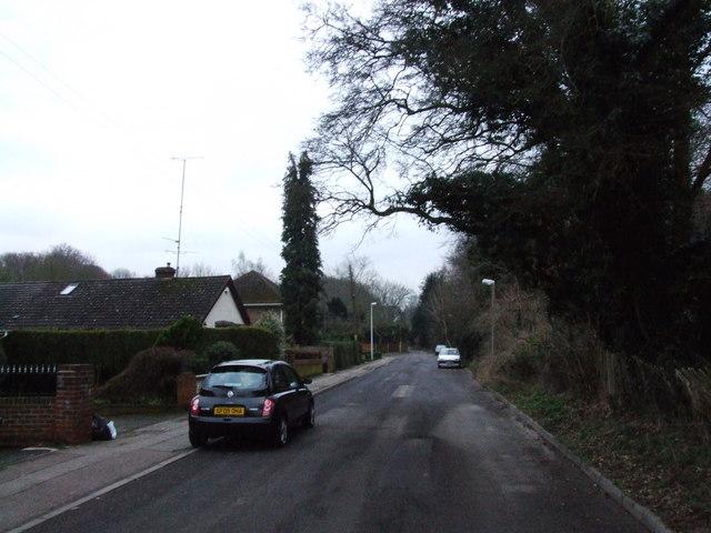 Spekes Road, Hempstead