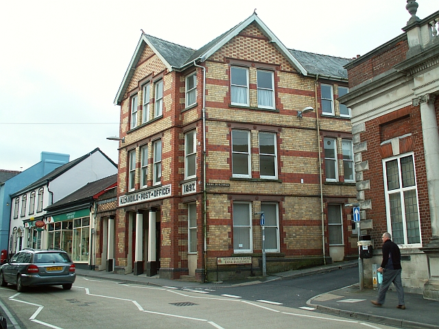 LLandeilo Post Office