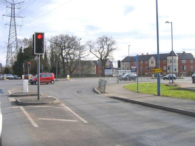 Brandwood Park Road. Crossroads