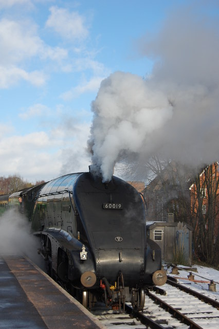 Steam Train on Watercress Line
