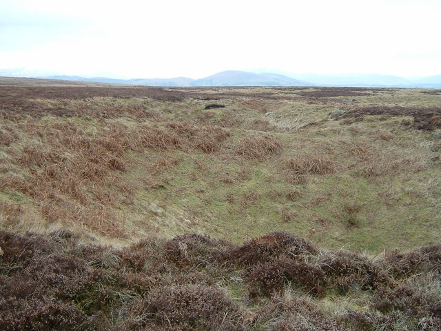 Pulpit Holes, Moor Divock