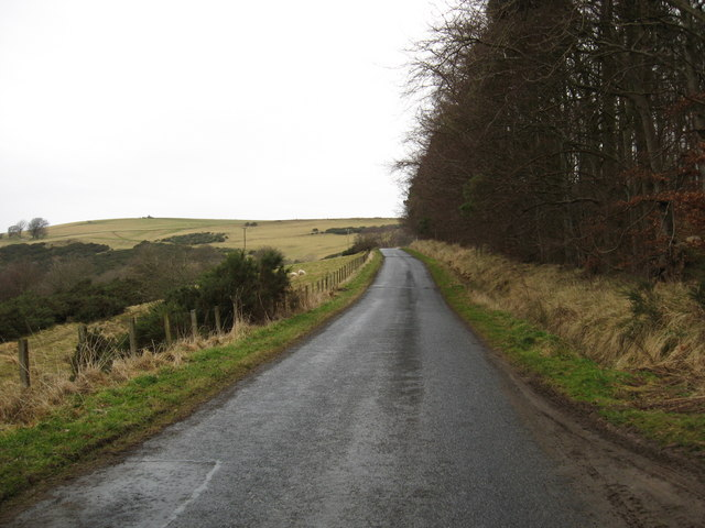 Minor road at Camptown