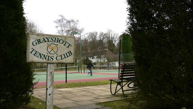Grayshott Tennis Club