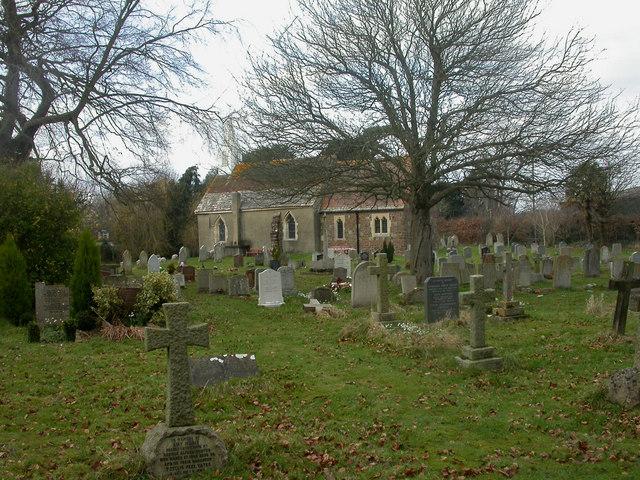 West Parley, All Saints' Church