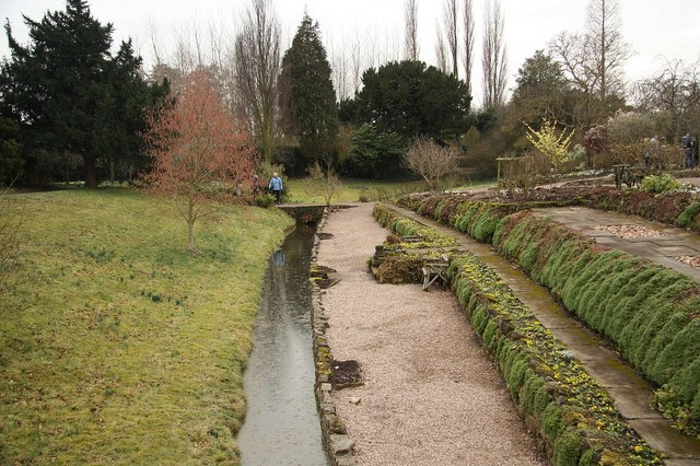 Hodsock Priory gardens