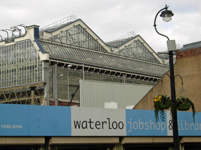 Lower Marsh, Waterloo