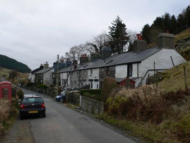 Carrog cottages