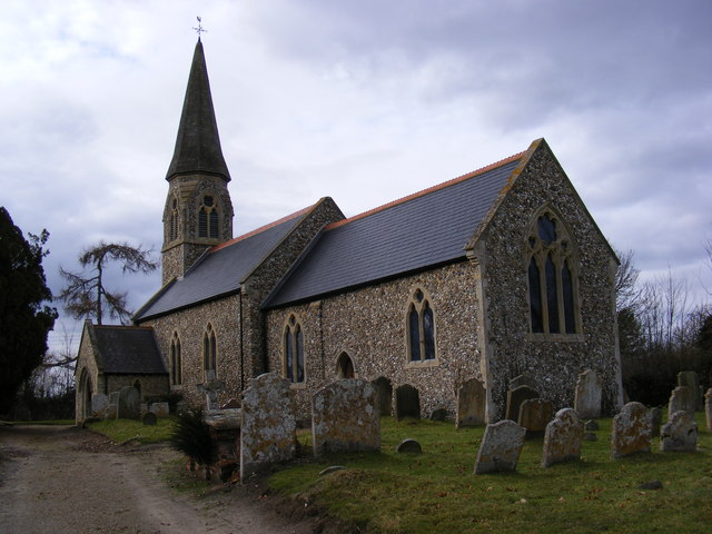 St.Mary's Church, Walpole