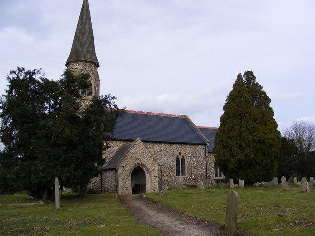 St.Mary's Church, Walpole