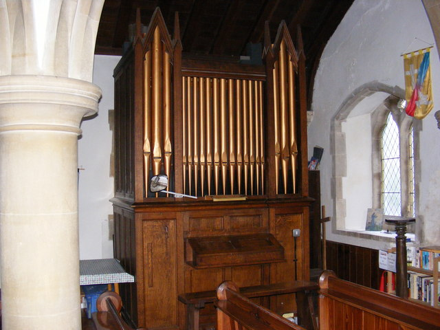 Organ of St.Mary's Church, Walpole